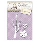 SA15 Magnolia DooHickey Cutting Dies - Sakura Branch