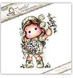 Magnolia EZ Mount Stamp LI15 - Olive Grove Tilda