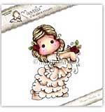Magnolia EZ Mount Stamp LI15 - Dancing Itallian Tilda (Pasa-Doble)
