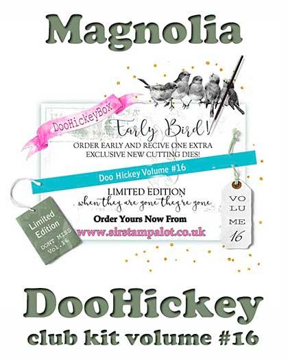 PRE: Magnolia DooHickey Club - Vol #16 Limited Edition