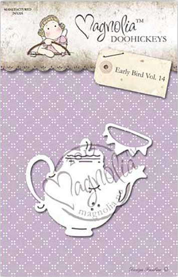 PRE: Magnolia Doohickey - CG17 Fancy Teapot (Earlybird #14)
