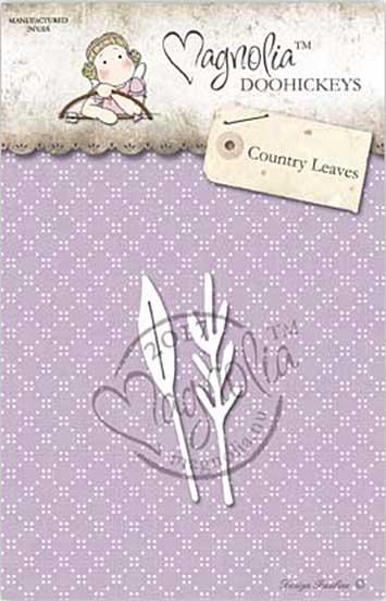 PRE: Magnolia Doohickey - CG17 Country Leaves
