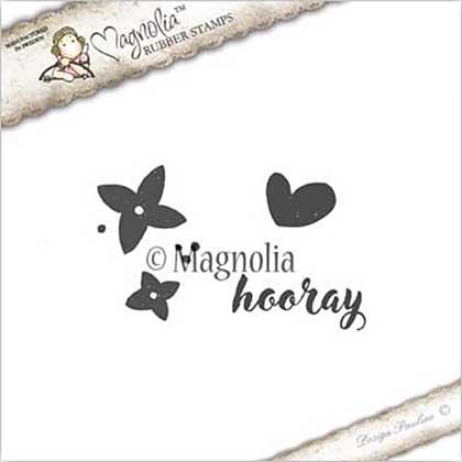 PRE: Magnolia EZ Mount Stamp YB17 - Hooray Kit