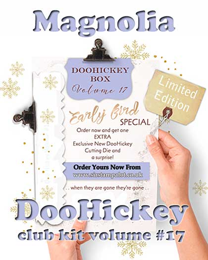 PRE: Magnolia DooHickey Club - Vol #17 Limited Edition