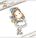 Magnolia EZ Mount Stamp YI18 - Masquerade Tilda