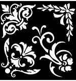 That Special Touch Mask Ornate Elements
