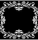That Special Touch Ornate Frame Mask