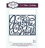 Sue Wilson Festive Collection - Joy to the world