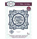 Sue Wilson Cutting Die - Expressions Collection - Ornate Frame - Brighter Days