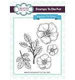 Stamps To Die For - Christmas Rose