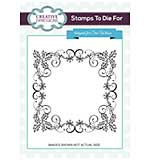 Stamps To Die For - Holly Berry Frame