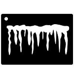 Mini Stencil - Icicles