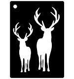 SO: Mini Stencil - Stags