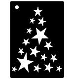 SO: Mini Stencil - Star Tree