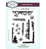 Snowflake Kisses - Clear Stamp Set