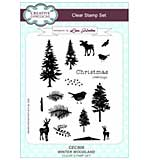 Winter Woodland - Clear Stamp Set