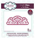 SO: Sue Wilson Cutting Die - Configurations - Sunrise Adornment Die