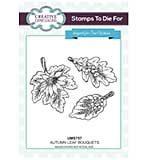 Sue Wilson Stamps to Die for - Autumn Leaf Bouquets