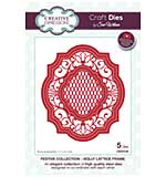 Sue Wilson Festive Collection - Holly Lattice Frame