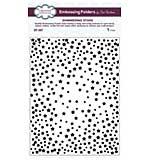 Emboss Folder Shimmering Stars (5.75 x 7.5)