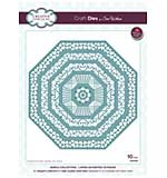 Sue Wilson Cutting Dies - Noble Collection Lavish Accented Octagon [SW1801]