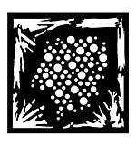 Woodware Stencil - Grunge [WW1801]