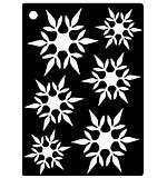Creative Expressions Mini Stencil Snowflake