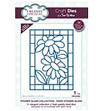 Stained Glass - Daisy