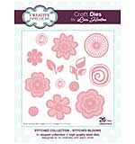 Stitched Collection Stitched Blooms Craft Die