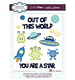 Stitched Collection Out of this World Craft Die