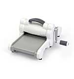 Sizzix Bigshot - Die Cutting and Embossing System - Machine and Plates (White and Gray)