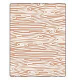 Textured Impressions Embossing Folder - Woodgrain #3 by doodlebug design inc