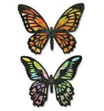 Sizzix Thinlits Dies - Detailed Butterflies by Tim Holtz (4pk)