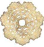 Sizzix Thinlits Dies - Doily by Tim Holtz