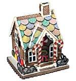 Village Gingerbread - Bigz Die by Tim Holtz