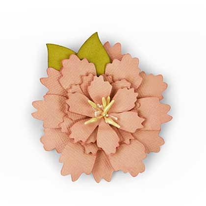 Sizzix Bigz - Wild Layered Flower