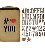 Gift Card Bag Thinlits by Tim Holtz [TH1802]