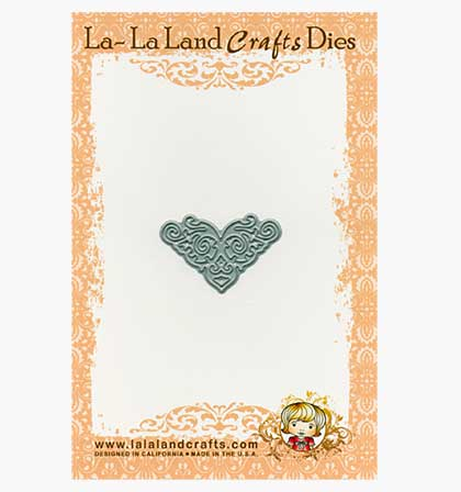 SO: La-La Land Craft Cutting Dies - Filigree Corner Die