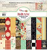 BoBunny Kiss The Cook - Collection Pack 12x12