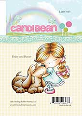 SO: Candibean Clear Stamp - Daisy and Basset