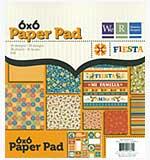 We R Memory Keepers 6x6 Paper Pad - Fiesta