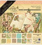 Graphic 45 Deluxe Collectors Edition Pack 12x12 - Once Upon A Springtime