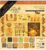 Graphic 45 Deluxe Collectors Edition Pack 12x12 - Botanicabella