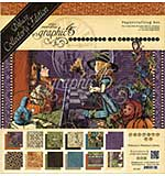 Graphic 45 Deluxe Collectors Edition Pack 12x12 - Halloween In Wonderland