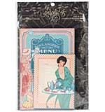 SO: Cafe Parisian Ephemera Cards