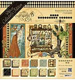 Graphic 45 Deluxe Collectors Edition Pack 12X12 - Olde Curiosity Shoppe