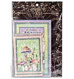 Graphic 45 Fairie Dust Journaling and Ephemera Cards 32pk (4x6 and 3x4)