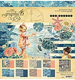 Graphic 45 Sun Kissed Collection Pack 12x12