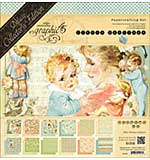Graphic 45 Deluxe Collectors Edition Pack 12X12 - Little Darlings