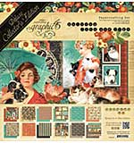 Graphic 45 Deluxe Collectors Edition - Raining Cats and Dogs (12x12)